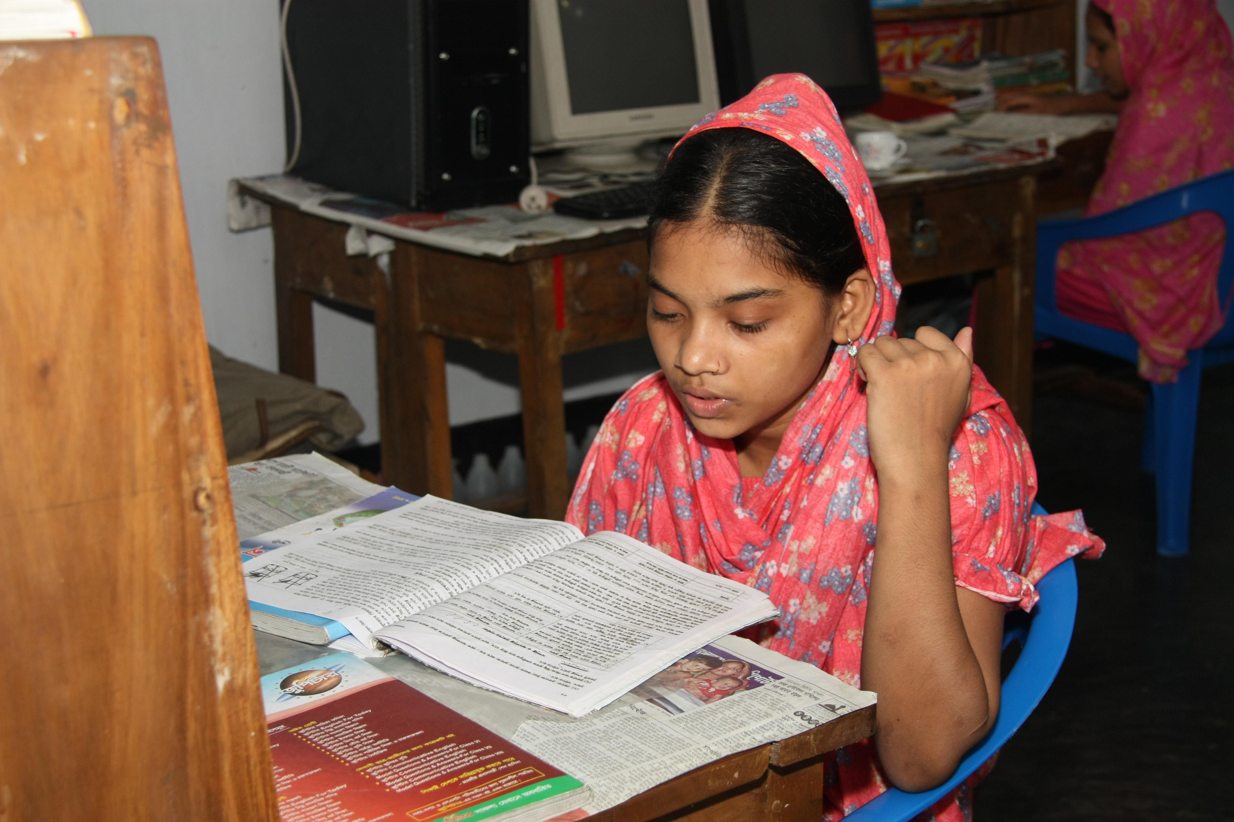 Studeren in het weeshuis